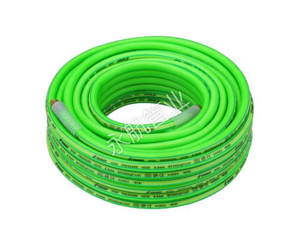 绿色透明三胶四线