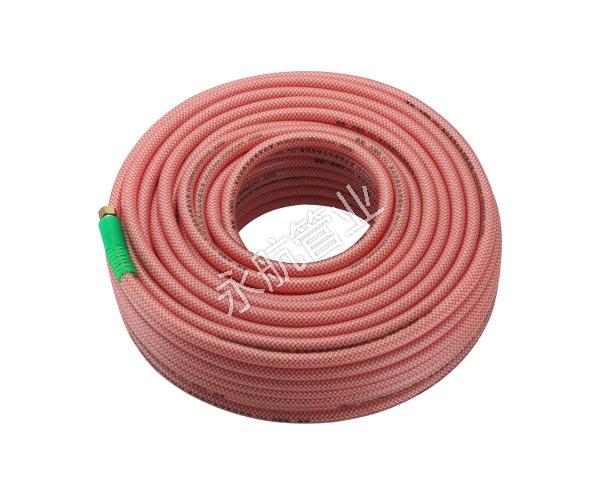 深圳红白编织管