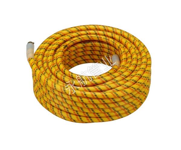 深圳五层花线编织管